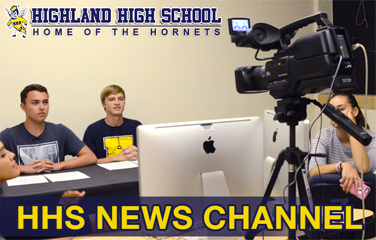 Link to HHS News YouTube Channel